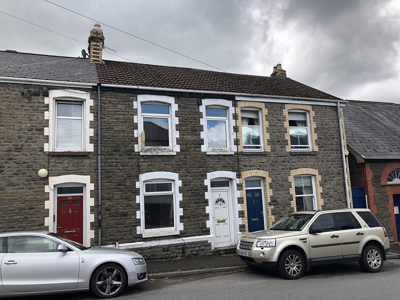3 Dan y Graig Road, , Neath, . SA11 1UB