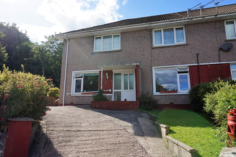 Derllwyn Close, Tondu, Bridgend, Bridgend County. CF32 9DH