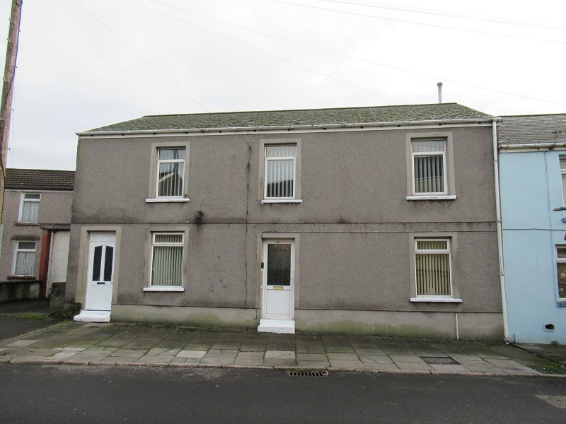High Street, Nantyffyllon, Maesteg, Bridgend. CF34 0BP